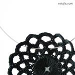 Crochet necklace / Heklað hálsmen